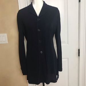 Ralph Lauren Navy Button Down Tunic